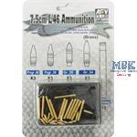 7,5cm L/46 Ammunition
