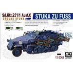 Sd.Kfz. 251/1 Ausf. C Stuka zu Fuß