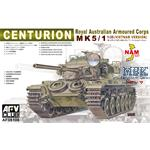 Centurion Mk5/1 RAAC - Vietnam