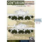 Centurion - Suspension & Wheels