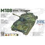 M108 105mm/ L30 Self-Propelled Howitzer