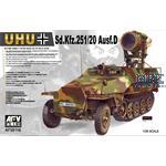 """Sd.Kfz. 251/20 Ausf.D \""""UHU\"""""""