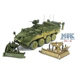 M1132 Engineer Squad Vehicle w/ SMP