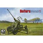 Bofors Anti-Aircraft Gun, British Version