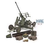 Bofors Anti-Aircraft Gun, British Version