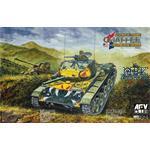 "M24 Chaffee Tank ""Korean War"""