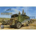 "AEC Armoured Commander Car of  Rommel ""Mammoth""DAK"