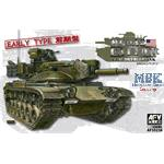 M60A2 Patton  Main battle Tank Early Type