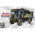 British AEC Matador Mid Production Type