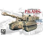 "M109A6 Howitzer ""Paladin"""