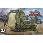 Churchill Mk III TLC Carpet Layer Type D