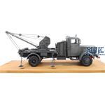 Sd.Kfz.100 Büssing Nag 4500A  w Bilstein 3t Crane