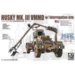 HUSKY MK. III VMMD W/Interrogation arm