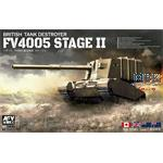 BRITISH TANK DESTROYER FV4005 STAGE II
