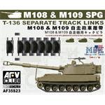 M108 / M109 SPG Tracks - Einzelgliederkette