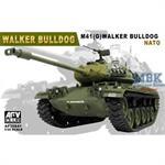 Walker Bulldog M41 (G) Walker Bulldog NATO