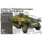 Sd.Kfz. 251/3 Ausf. D Mittlerer Funkpanzerwagen