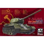 T34/85 Model 1944 Factory 183 Special Edition