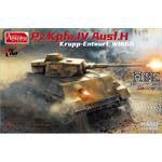 Panzer IV Ausf.H Krupp Entwurf W1466