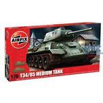 T34/85 Tank