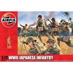 Japanische Infanterie