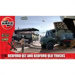 Bedford QL Trucks - QLT and QLD
