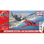 Best of British: Spitfire and Hawk  1/72
