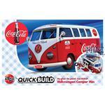 QUICKBUILD Coca-Cola VW Camper Van