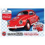 QUICKBUILD VW Beetle Coca-Cola