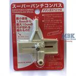 Super Punch Compass Cutter 0,15mm-10cm
