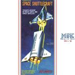 Convair Space Shuttlecraft ISX-SSC (1:150)