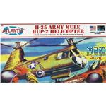 H-25 HUP-2 Army Mule Plastic Model Kit