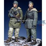 Waffen SS Grenadiers at Kharkov Set   2 Fig.