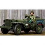 WW2 US Jeep Driver Winter  1/35