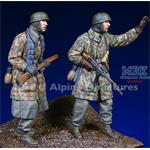 Fallschirmjaeger, Ardennes Set 1/35