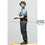German Panzer Commander Summer #1   1/35