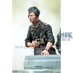 German Panzer Commander Summer #2   1/35