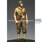 US Tank Officer Summer  1/35