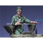 US Tank Commander Summer  1/35