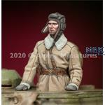 Russian Tank Commander Set 2 figs 1/35