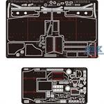 2cm flakvierling shield + barrels