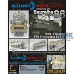 Br86 detail set (for Trumpeter 00217)