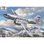 "Ilyushin IL-14P ""DDR Lufthansa"" 1:144"