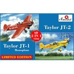 Taylor JT-1(G-BKHY) & JT-2 (G-BFID)