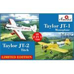 Taylor JT-1(G-AXYK) & JT-2 (G-AYZH)