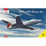 HFB-320 Hansa Jet 'Charter Express'