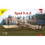 SPAD S.A.2 red army soviet russia fighter 1/72