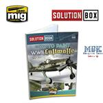 WW II LUFTWAFFE LATE FIGHTERS SOLUTION BOOK