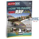 How To Paint RAF Early Aircraft Solution Book
