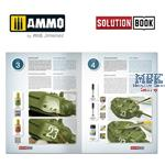 How to Paint 4bo Russian Green Veh. Solution Book